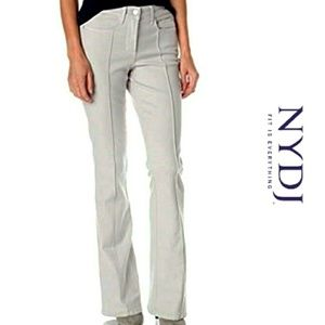 NYDJ Farrah Flare High Waist Jeans